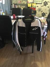 2xl Alpinestars Motorcycle jacket