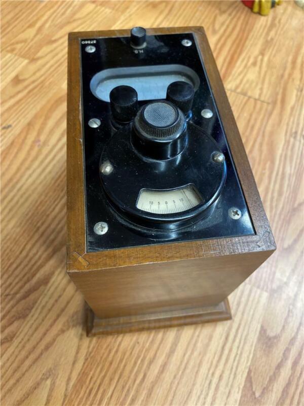 Tested Galvanometer - Vintage Rubycon - Sensitivity 104mv - New Battery install