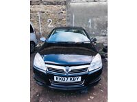 Vaxal astra.Perfectly working car new service and MOT