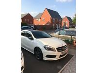 Mercedes A Class AMG sport limited edition night package
