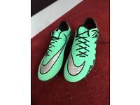 Nike HyperVenom Phinish SG Football Boots (Mint, worn twice)
