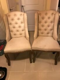 Beautiful Barker & Stonehouse Dining Chairs