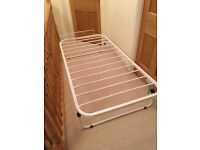 Filing single bed