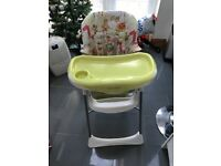 Mamas and papas highchair
