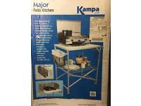 Kampa Major camping kitchen brand new boxed