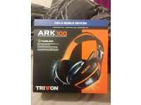 Tritton Ark 100 gaming headset