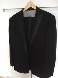 Man's Black Tuxedo