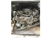 Ford transit 2.2 engine