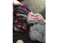 Selection of girls clothes age 5-6