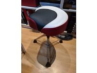 Gibraltar Hardware height adjustable drumming stool
