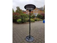 Electric Patio Heater - Used once for a party in September