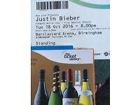 2 Justin bieber