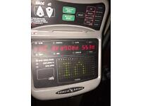 Gym exercise bike was £650 new