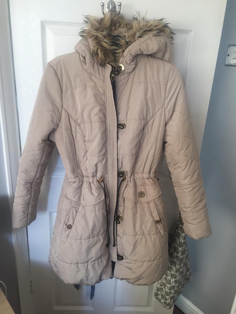 Lipsy lady's coat size 18