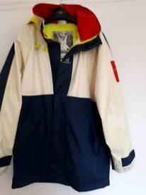 Heli Hanson yachting jackets x2