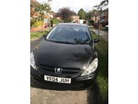 Peugeot 307 Lady owner low miles