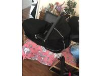 Quinny carry cot for pushchair.