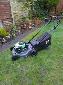 Performance Power self propelled petrol lawnmower