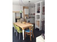 Stylish large flat in central location.