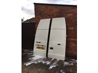Ford transit rear doors £70