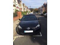 Golf Convertible Volkswagen cabriolet TSI S 2015 black vw
