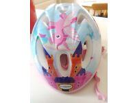 LittleLife Toddler Day Sack - Ladybird and PINK helmet