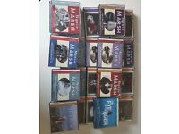 Collection of 20 Talking Books