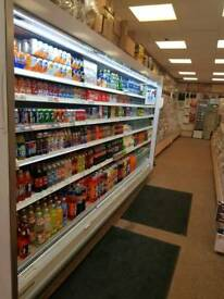 Retail Drinks Fridge