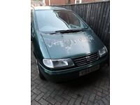 Seat Alhambra for spares or repairs