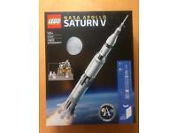 Lego Ideas set 21309 NASA Apollo Saturn V