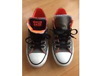 Converse - CT Double Tongue - Grey - Size 5