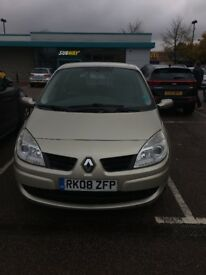 Renault Scenic 1.5 Dci 2008 , low mileage, very economical