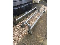 For transit heavy duty roof racks with fittings