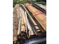 Old fences wood free
