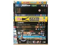DVDs- Perfect to sell on at a car boot sale!