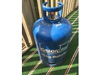 Butane gas canister