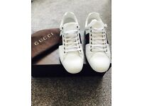 BRAND NEW GUCCI TRAINERS!