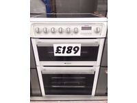 Refurbished Hotpoint Electric Oven 3 Months Warranty