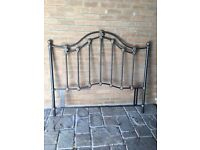 King size Metal Headboard