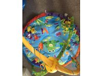 Lamaze moving and musical playmat