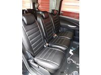 FORD GALAXY DESIGNER SEAT COVERS, MADE TO MEASURE BY CSC