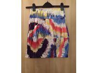 Lipsy Size 8 party skirt