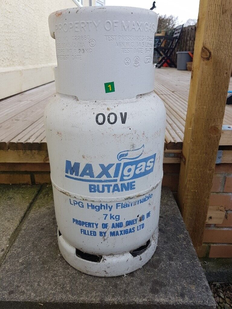 Gas bottle   in Carmarthen, Carmarthenshire   Gumtree