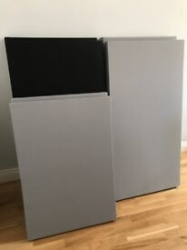 Acoustic Panels for Sale (as a set or individually) - Excellent Condition