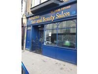 Hairdressor and beaty salon in Newport to rent