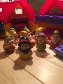 Fisher Price Disney Little People Collection