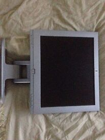 Pc Monitor Flat Screen (17Inch) LCD Type, Excellent Condition