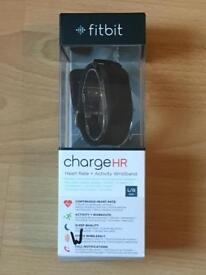 Fitbit charge HR - BRAND NEW IN BOX - £80rrp