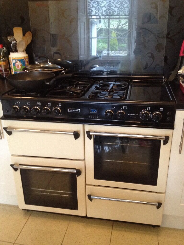 Leisure Cookmaster 101 Cm101nr Mkii All Gas Range Cooker