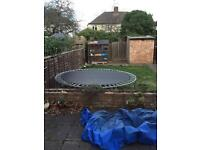 Trampoline FOR SALE £15 only